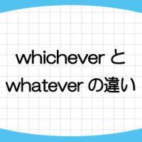 whicheverとwhateverの違い-意味-使い方-言い換え-例文-画像1
