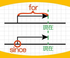 since-for-違い-使い分け-完了形-使い方-例文-画像2