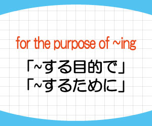 on-purpose-for-the-purpose-of-ing-意味-使い方-例文-画像2
