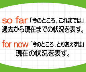 so-far-for-now-違い-英語-今のところ-意味-使い方-例文-画像2