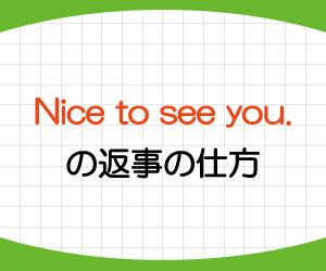 nice-to-see-you-again-返事-nice-to-meet-you-意味-違い-画像1