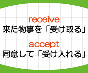 receive-accept-違い-英語-受け入れる-意味-使い方-例文-画像2