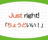 justの意味は「~だけ」以外にもある!justの使い方やネイティブの感覚について解説!